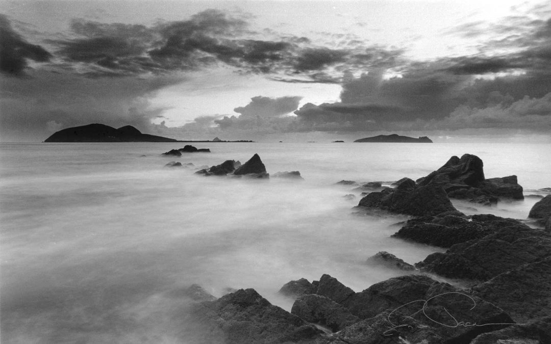 Long Exposure of the Blasket Islands
